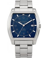 Buy Ben Sherman Mens Blue and Silver Watch online