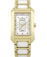Buy Karen Millen Ladies Gold Ceramic Watch online