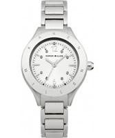 Buy Karen Millen Ladies Steel White Bracelet Watch online
