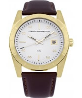Buy French Connection Mens Brown White Watch online