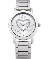 Buy Lipsy Ladies All Silver Watch online