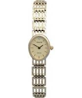 Buy Accurist Ladies 9ct Gold Watch online