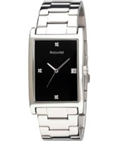 Buy Accurist Mens Core Diamond Watch online