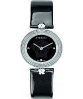 Buy Versace Ladies EON Black Clour de Paris Watch online