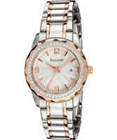 Buy Accurist Ladies Two Tone Watch online