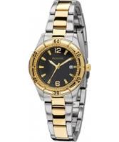 Buy Accurist Ladies Two Tone Bracelet Watch online
