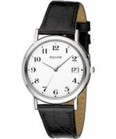 Buy Accurist Mens White Black Watch online