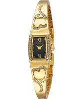Buy Accurist Ladies Gold Tone Watch online