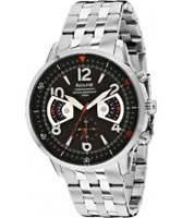 Buy Accurist Mens Acctiv Chronograph Black Watch online