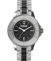 Buy Versus Two Tone Tokyo Crystal Watch online