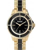 Buy Versus Ladies Tokyo Gold Watch online
