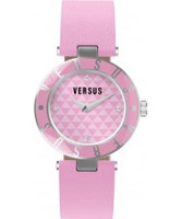Buy Versus Ladies Logo Pink Watch online