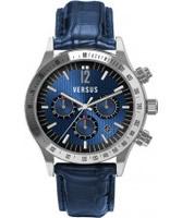 Buy Versus Mens Cosmopolitan Blue Chronograph Watch online