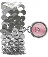 Buy Versus Ladies Lights Silver Bracelet Watch online