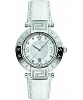 Buy Versace Reve Silver White Watch online