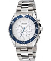 Buy Accurist Mens Chronograph Bracelet Watch online