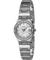 Buy Accurist Ladies Silver Tone Watch online