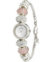 Buy Accurist Ladies Core Charmed All Silver Stones Watch online