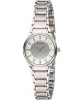 Buy Accurist Ladies SPECIAL Silver Watch online