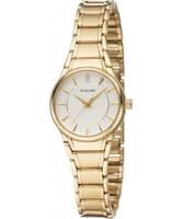 Buy Accurist Ladies SPECIAL Gold Watch online
