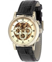 Buy Rotary Mens Skeleton Automatic Watch online