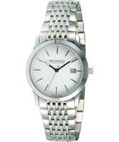Buy Dreyfuss and Co Mens Silver Steel Watch online