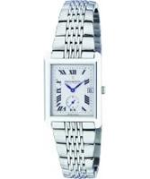 Buy Dreyfuss and Co Mens Silver Steel Watch online