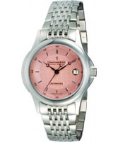 Buy Dreyfuss and Co Mens Automatic Rose Gold Watch online
