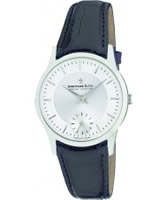 Buy Dreyfuss and Co Mens Sapphire Glass Black Watch online