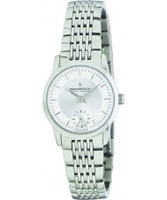 Buy Dreyfuss and Co Ladies Sapphire Glass Silver Watch online