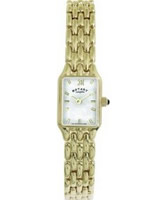 Buy Rotary Ladies White Gold Watch online