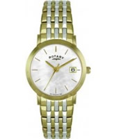 Buy Rotary Ladies Timepieces Two Tone Watch online
