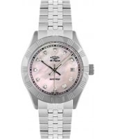 Buy Rotary Ladies Les Originales Crystals Mop Dial Ss Bracelet Watch online