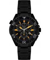 Buy Rotary Mens Aquaspeed Chronograph Black Watch online