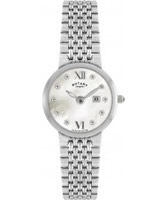Buy Rotary Ladies Timepieces Silver Watch online