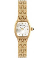 Buy Rotary Ladies Timepieces Gold PVD Watch online