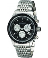 Buy Dreyfuss and Co Mens Chronograph Steel Watch online