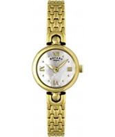 Buy Rotary Ladies Gold Tone Watch online