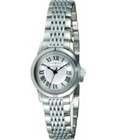 Buy Dreyfuss and Co Ladies Silver Steel Watch online