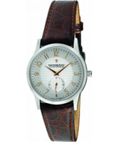 Buy Dreyfuss and Co Mens Silver Quartz Watch online