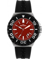 Buy Rotary Mens Aquaspeed Red Black Watch online