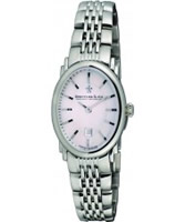 Buy Dreyfuss and Co Ladies Silver Watch online