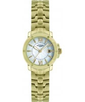 Buy Rotary Ladies Timepieces Gold Tone Steel Watch online