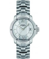 Buy Rotary Mens Timepieces Stainless Steel Watch online