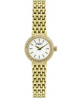 Buy Rotary Ladies Timepieces Gold Watch online