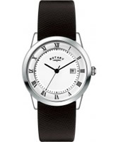 Buy Rotary Mens Timepieces Leather Strap Watch online