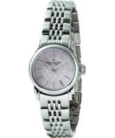 Buy Dreyfuss and Co Ladies Silver Quartz Watch online