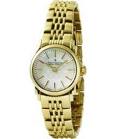 Buy Dreyfuss and Co Ladies Gold Quartz Watch online