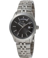 Buy Dreyfuss and Co Mens Grey Black Watch online