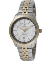 Buy Dreyfuss and Co Mens Two Tone Watch online